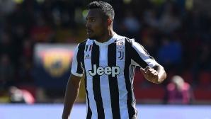 Промяна в плана: Алекс Сандро подписва нов договор с Ювентус