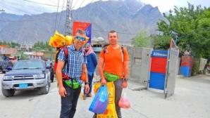 Слави Несторов покори Еверест