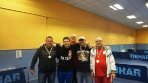 Завърши четвъртият турнир от Медийната лига по тенис на маса