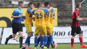ОФК Поморие не се затрудни срещу Литекс