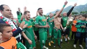 Кметът на Враца: Ние сме отбор, който надгражда имиджа си
