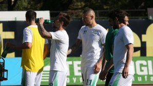 """Берое идва със 17 футболисти за визитата на """"Армията"""""""