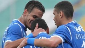 Левски ще спасява сезона срещу Верея