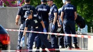 Седем полицаи са пострадали при сбиванията в Пловдив
