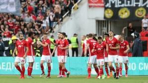 ЦСКА-София готви сериозна чистка за следващия сезон