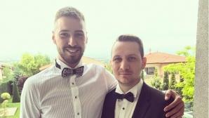 Волейболист мина под венчилото (снимки)