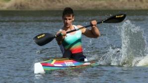 Миро Кирчев стана 6-и на едноместен каяк 1000 метра на СК в Сегет