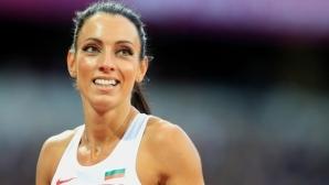 Ивет първа и на 200 метра в Турция