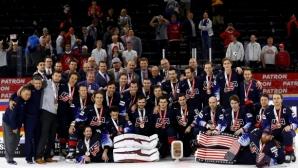 САЩ спечели бронзовите медали на Световното по хокей