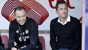 Христо Янев обяви ЦСКА-София за един от най-големите отбори в Европа