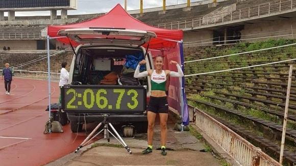 Лиляна Георгиева не беше допусната до участие в Пловдив, бяга сама след...