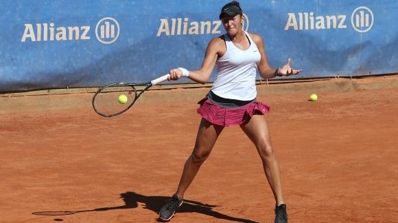 """Вики Томова преодоля първия кръг на квалификациите на """"Ролан Гарос"""""""
