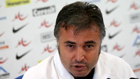 Ясен Петров: Левски е фаворит срещу Черно море