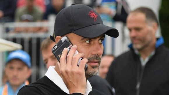 Пеп: В Англия пристига голям треньор