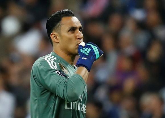 Навас: Реал не е фаворит във финала на Шампионската лига