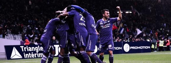 Тулуза направи крачка към спасението си в Лига 1