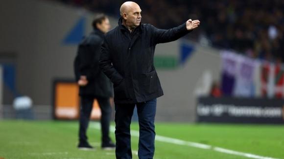 Фредерик Антонети е новият старши треньор на Метц
