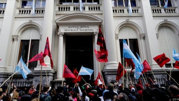 Кризата в Аржентина доведе до забрани за пътуване на Мондиал 2018