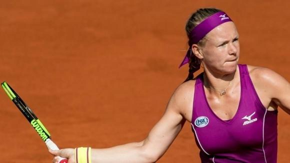 Шампионката от последните две години напусна турнира в Нюрнберг