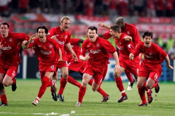 Къде са днес героите на Ливърпул от 2005 г.?
