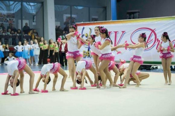 """Гимнастрада - зона Север"" събира близо 500 участници в Русе"