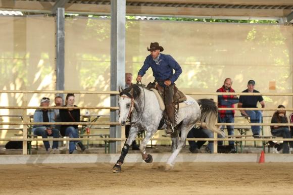 """Българин с успех в конната дисциплина """"рейнинг"""" в Австрия"""
