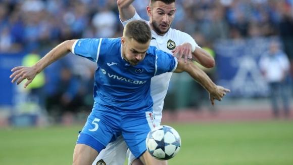 Национал на Исландия остава в Левски и през следващия сезон