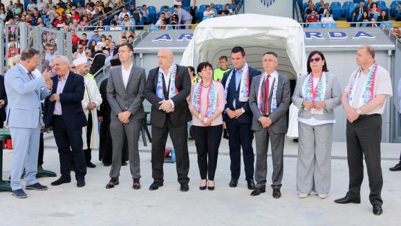 Арда вложи сериозна сума в обновения стадион