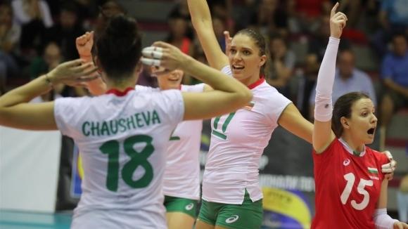Христина Русева: Целта ни беше 3 от 3 за сега (видео)