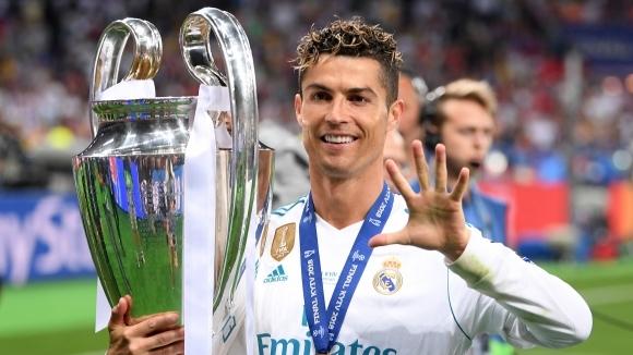 """Кристиано хвърли """"бомба"""": Беше прекрасно да играя в Реал Мадрид"""