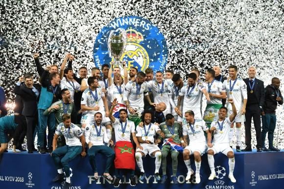 """Вижте реакцията на """"Сантяго Бернабеу"""" при награждаването на Реал Мадрид"""