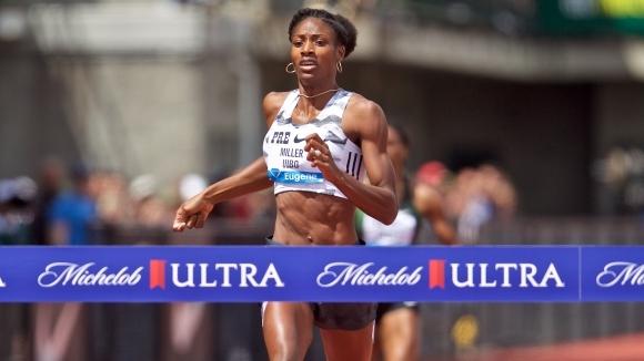 Милър-Уибо показа класа за №1 в света за сезона на 400 м
