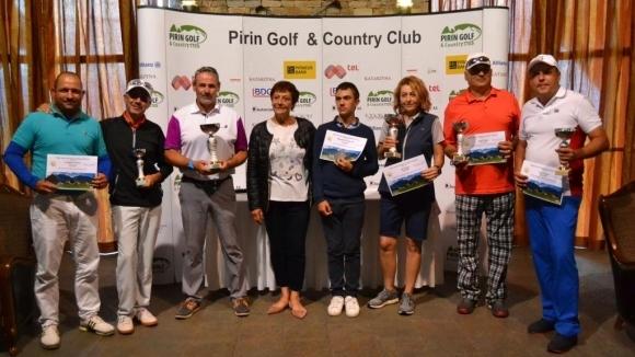Турнирът Елида Турс Охрид и България Холидейз Голф Къп се проведе за 7-ма поредна година в Пирин Голф и Кънтри Клуб