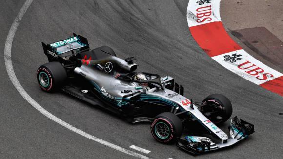 Хамилтън нарече състезанието в Монако най-безинтересното до момента