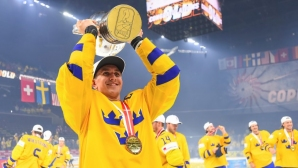 Швеция отново ликува със световната титла по хокей на лед