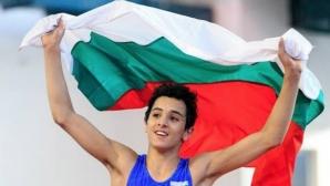 Армен Назарян: Искам и синът ми да спечели олимпийски медал за България