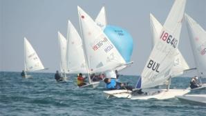 Израел и Франция лидери след първите три гонки на европейското в Бургас