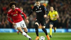 Фелаини няма да преподпише с Юнайтед, обявиха от Милан