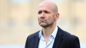Радуканов: Благодаря на футболистите за себераздаването
