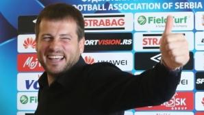 Люпко Петрович препоръча сърбин с цветист език за ЦСКА-София