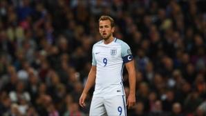 Кейн ще бъде капитан на Англия на Световното