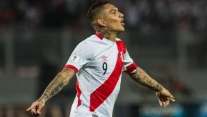 Съперниците на Перу поискаха отмяна на наказанието на Паоло Гереро