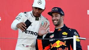 Хамилтън вижда Рикардо като много труден съперник за Монако