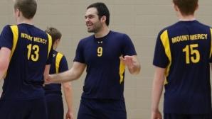 Синът на Румен Радев е волейболна звезда в САЩ