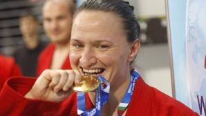 Оряшкова: Никога не съм си представяла, че ще спечеля девет европейски титли