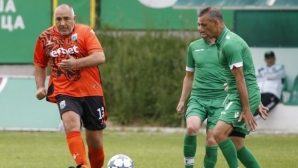 Бойко Борисов блести с гол и греда, прати Витоша на финал