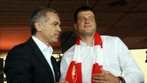 Сръбски треньор призна за интерес от страна на ЦСКА-София