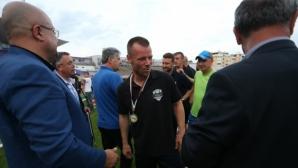 Топузаков: Бъдещето ми е свързано с Арда (видео)