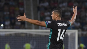 Каземиро се присмя на легенда на Барселона