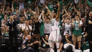 Бостън на победа от финала